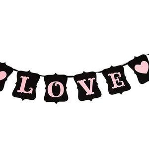 Love Banner -GREAT for Wedding, Shower, Engagement
